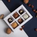 Набор шоколадных трюфелей ручной работы 6 шт