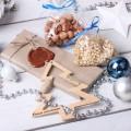 Подарок Снежная варежка