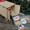Корпоративный подарок Новогодняя доставка