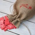 Корпоративный подарок Новогодний мешок