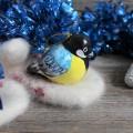 Морозные пташки