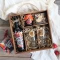 Корпоративный подарок Ягодный глинтвейн в деревянном пенале