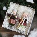 Корпоративный подарок Рождественская история