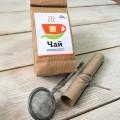 Корпоративный подарок Чай и заварочник