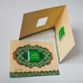 Корпоративный подарок Открытка с шоколадкой