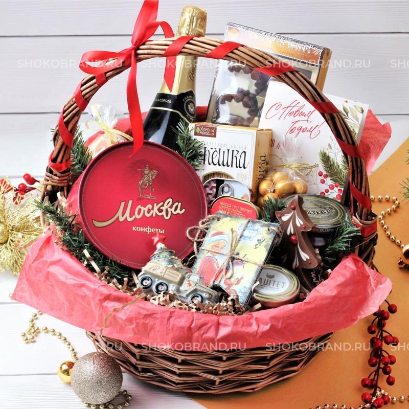 Подарок Красная Москва
