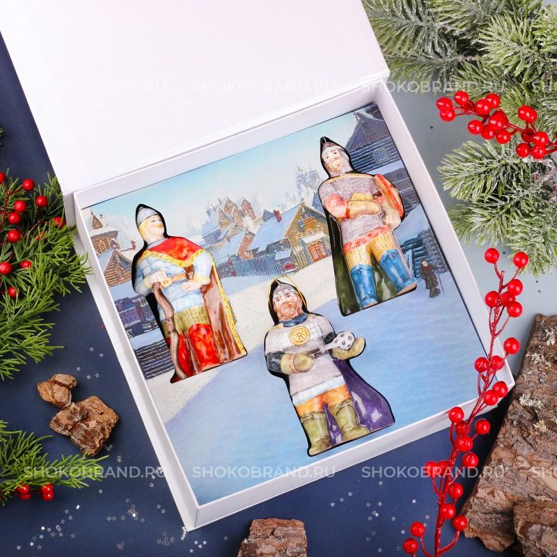 Подарок Три богатыря