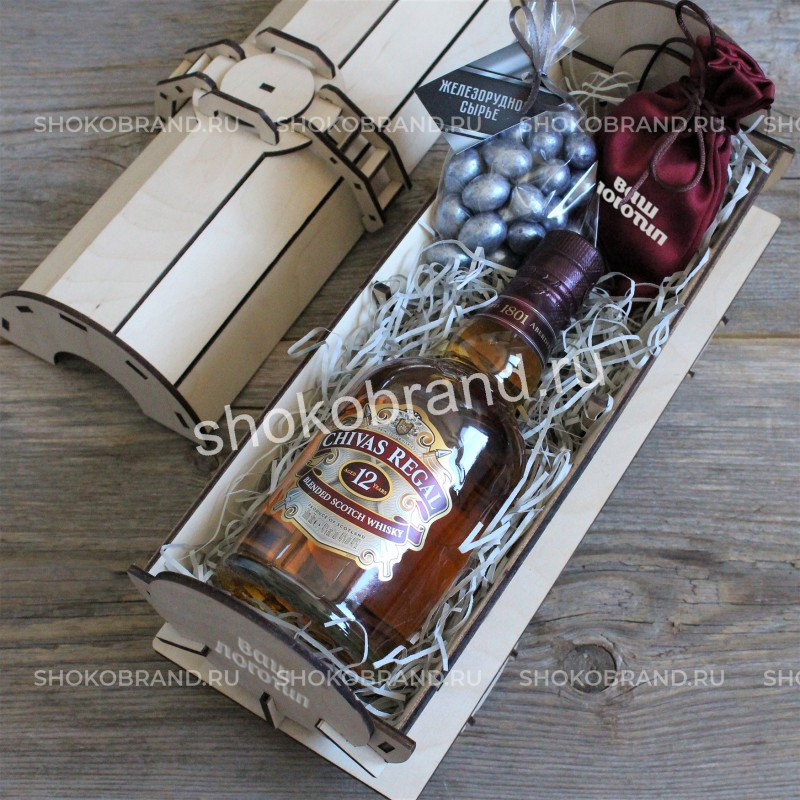 Цистерна с виски