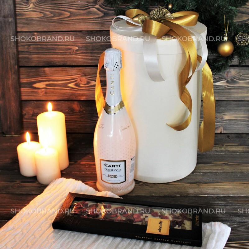 Корпоративный подарок Белое золото