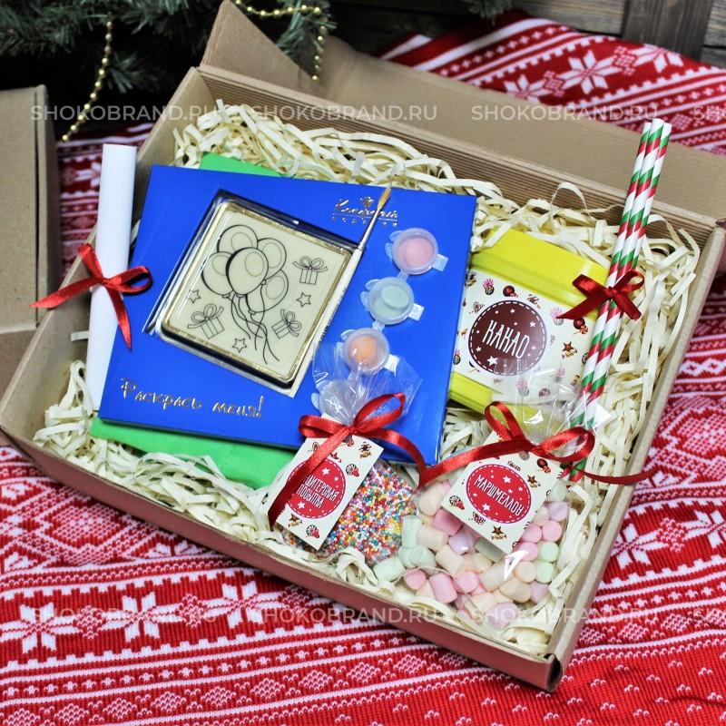 Корпоративный подарок Юный шоколатье
