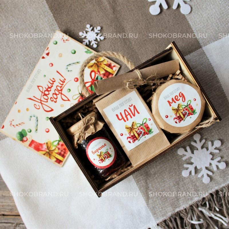 Корпоративный подарок Чайная традиция