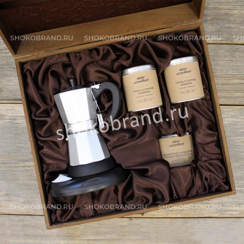 Корпоративный подарок Кофейное настроение