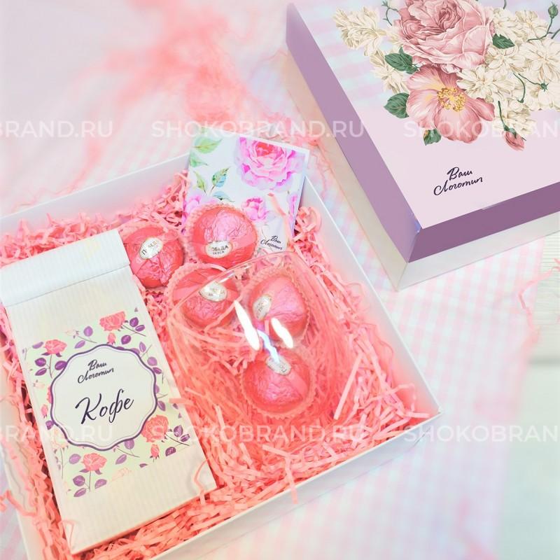 Корпоративный подарок Розовые розы