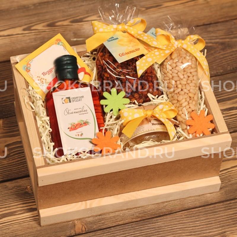 Корпоративный подарок Солнечный витамин