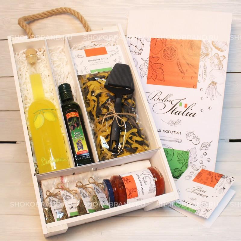 Корпоративный подарок Белла Италия