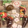 Букет со сладостями