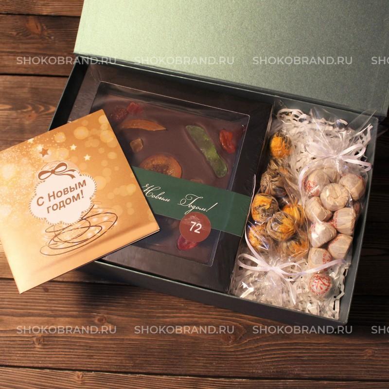 Чайно-шоколадный набор