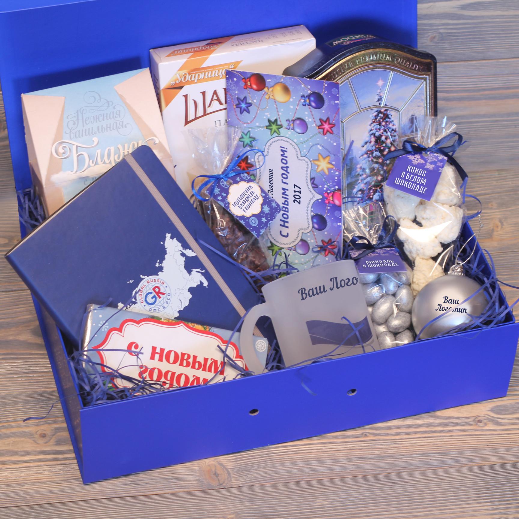 Корпоративные подарки на новый год сотрудникам и их детям